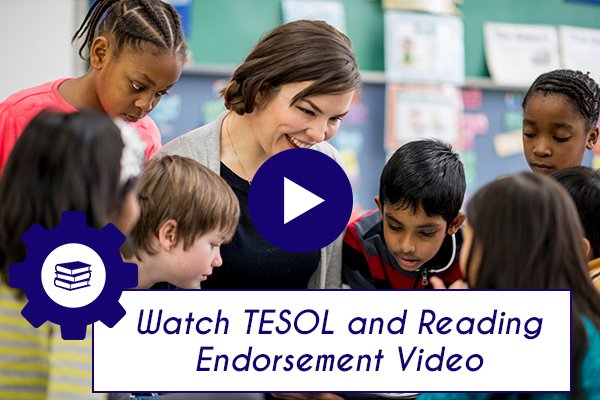 Ohio TESOL Reading Endorsement UThink